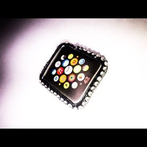 Accessories - APPLE WATCH COVER BLING